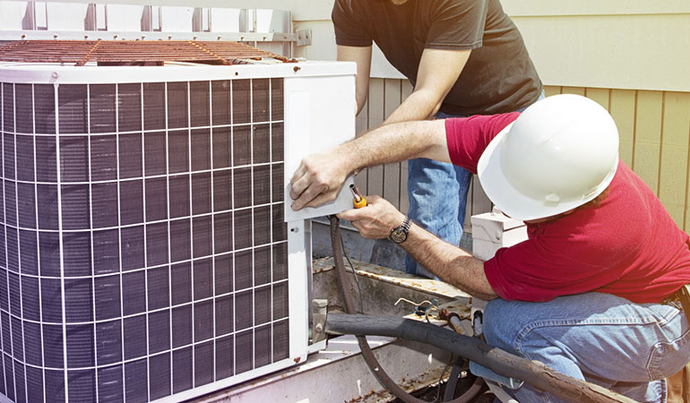 HVAC (Heating & Cooling) improvement